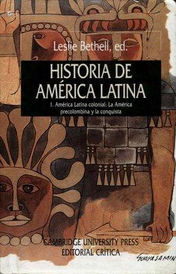 Pages from Historia de America latina 01 - Epoca colonial - La America precolombina y la conquista