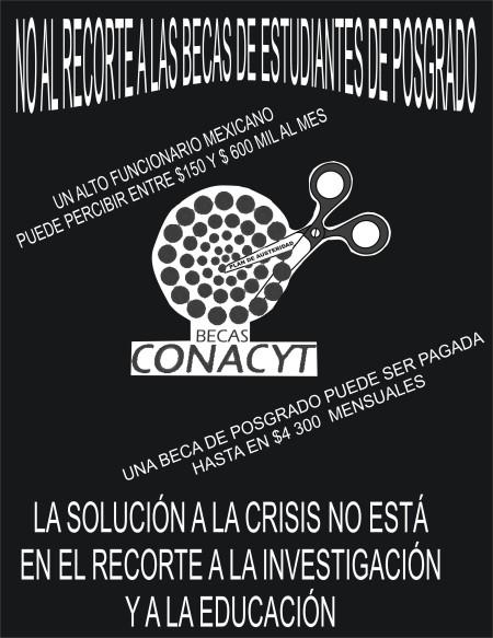 Movilización CONACyT