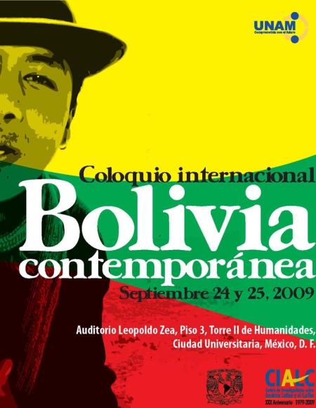 Coloquio Bolivia