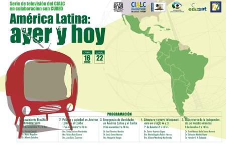 América Latina, ayer y hoy